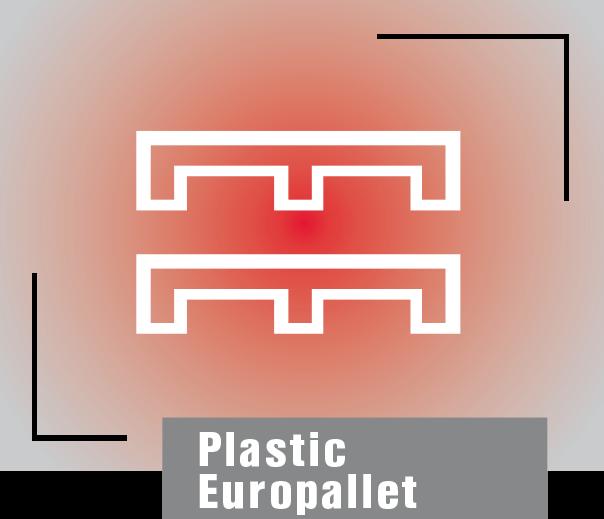 Plastic–Europallet