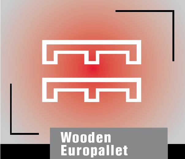 Wooden–Europallet
